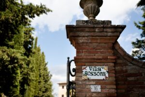 Villa elegante per matrimonio a Montepulciano