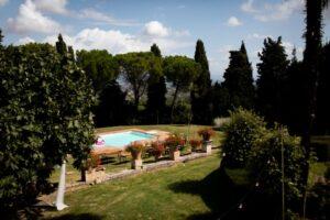 Villa elegante per matrimonio con piscina a Montepulciano