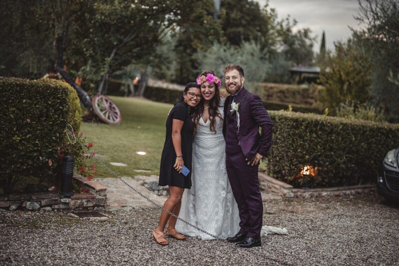 The Wedding Knot Siena Wedding Planner