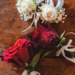 bottoniera testimoni e sposo - organizzazione matrimoni siena