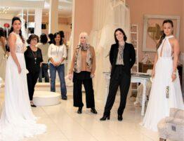 the wedding knot wedding planner siena trunk show atelier aline wedding poggibonsi