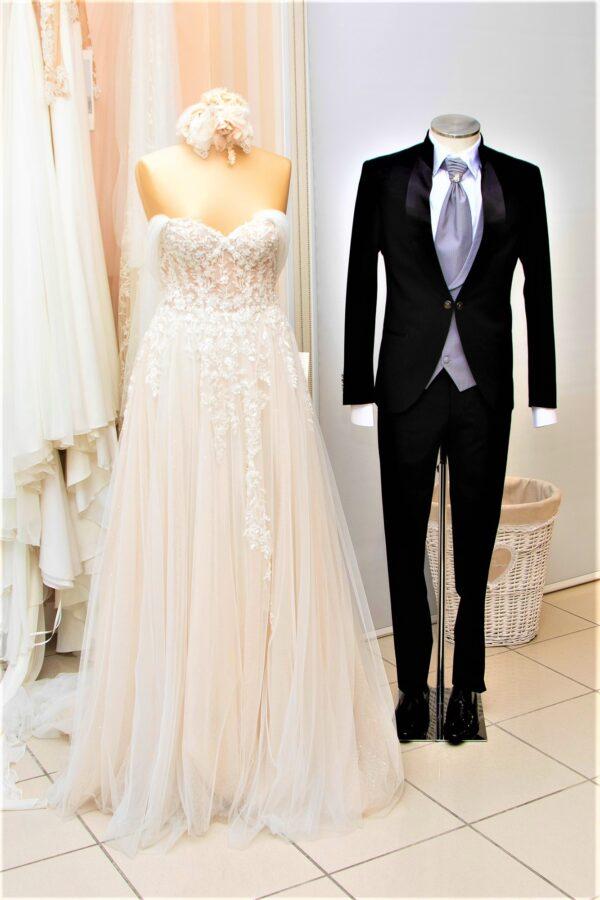 Abito sposa e sposo