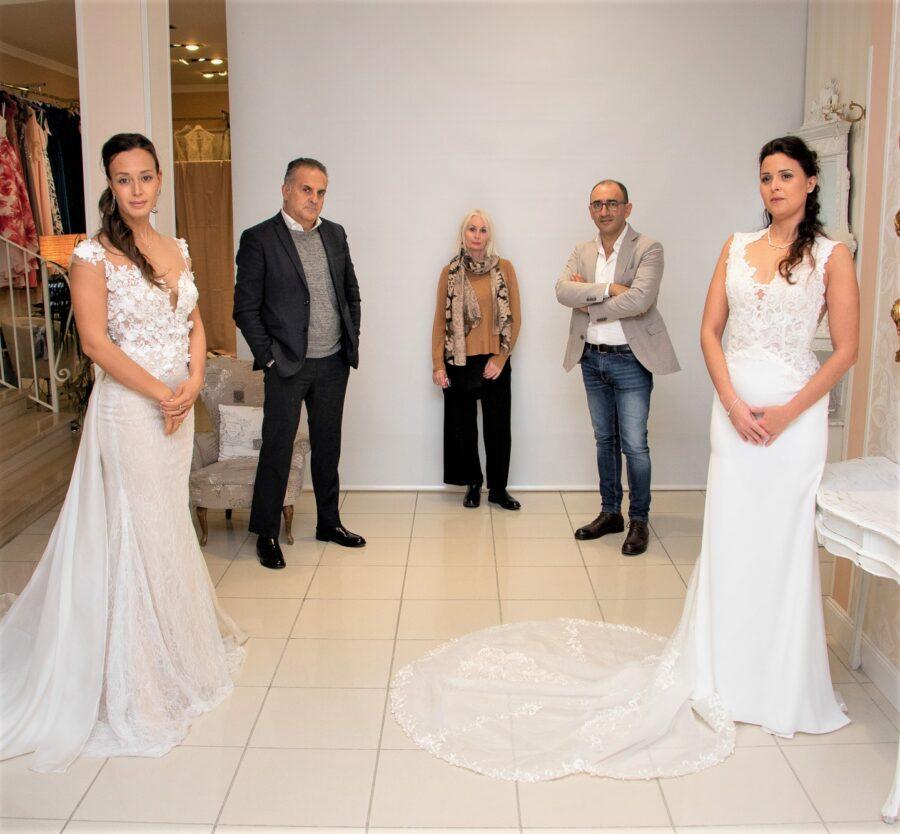 Musa bridal couture e Nadia Orlando