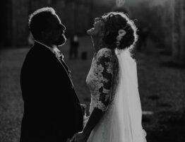Wedding planner Siena matrimonio all'abbazia di San Galgano