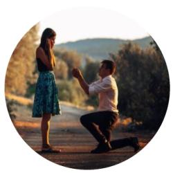 Cosa fare subito dopo la proposta di matrimonio - sposarsi a siena