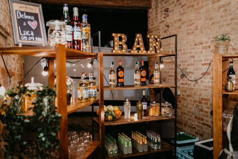 Open bar per la festa di matrimonio - - organizzazione matrimoni siena