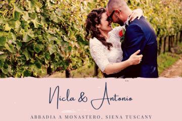 Matrimonio romantico in castello| organizzatrice eventi Siena Toscana