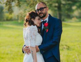 Momenti romantici sposi| organizzatrice eventi Siena Toscana